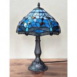 Tischleuchte im Tiffany Stil A14