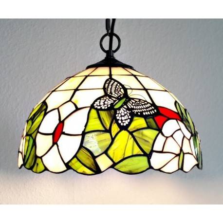 Deckenleuchte im Tiffany Stil Ø 30 cm F198