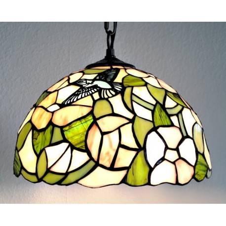 Deckenleuchte im Tiffany Stil  Ø 30 cm F200