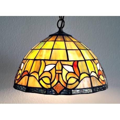 Deckenleuchte im Tiffany Stil  Ø 30 cm F209*