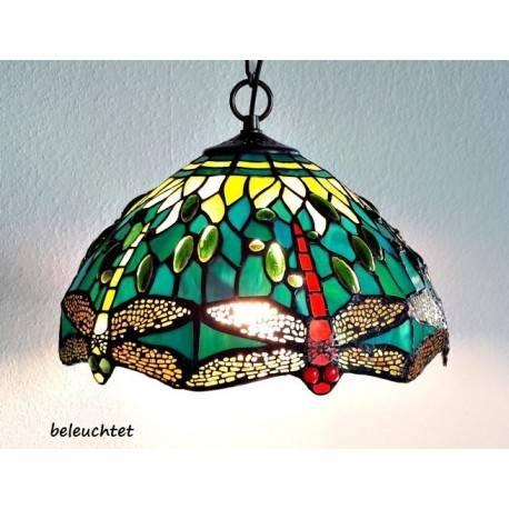 Deckenleuchte im Tiffany Stil  Ø 30 cm F223*