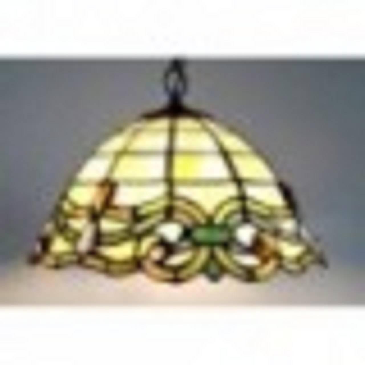 Deckenleuchte im Tiffany Stil  Ø 30 cm F229