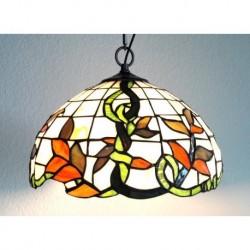 Deckenleuchte im Tiffany Stil Ø 30 cm  F205
