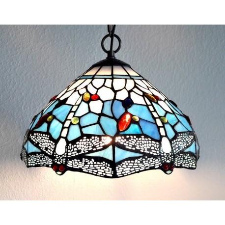 Deckenleuchte im Tiffany Stil  Ø 30 cm F221