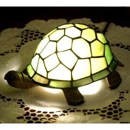 Schildkröte im Tiffany Stil A91