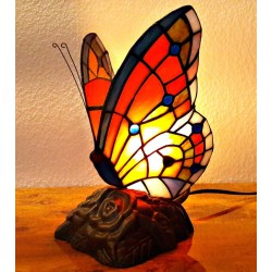 Schmetterling im Tiffany Stil A49