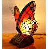 Schmetterling im Tiffany Stil A49