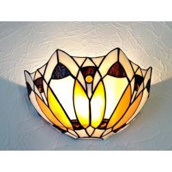 Wandlampe im Tiffany Stil W05