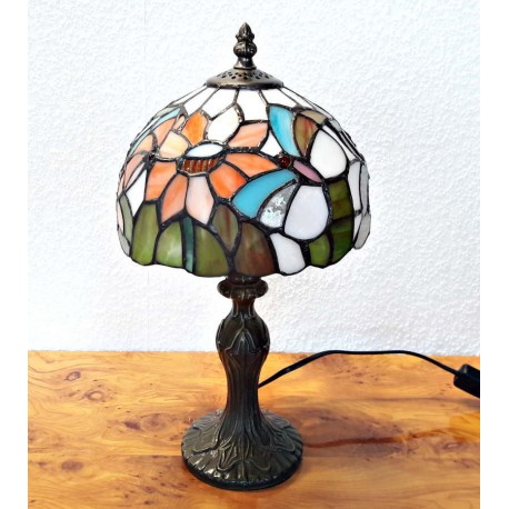 0123b1cc07dfec Tischleuchte im Tiffany Stil A120 - Licht & Schmuck