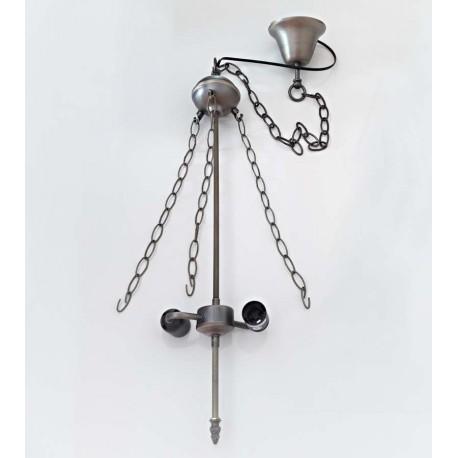 Lampenaufhängung für Tiffany-Deckenlampe Komplett Y8012