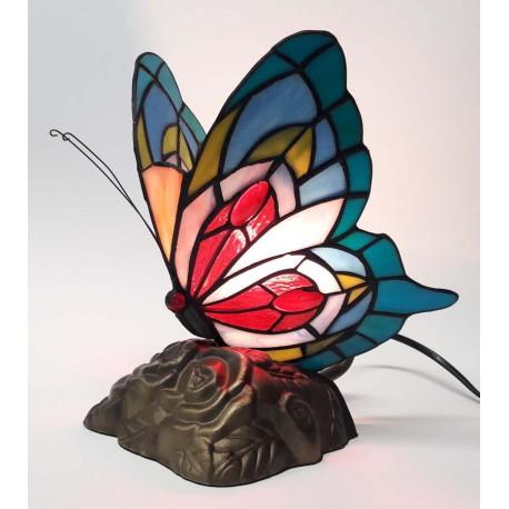 Schmetterling im Tiffany Stil K160