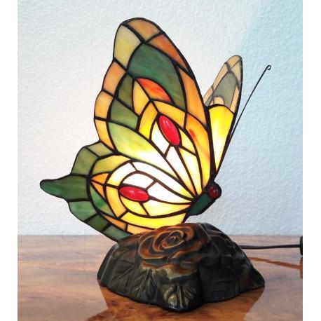 Schmetterling im Tiffany Stil K165
