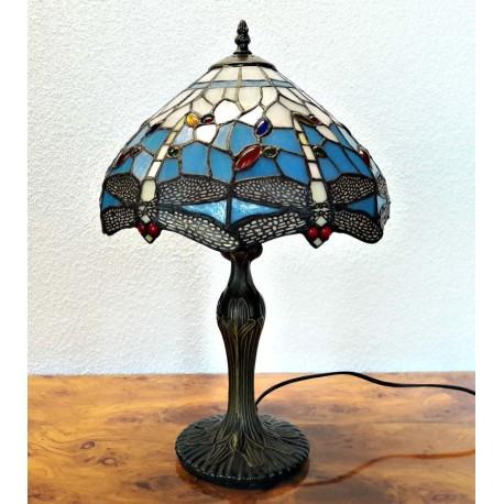 Tischleuchte im Tiffany Stil K149