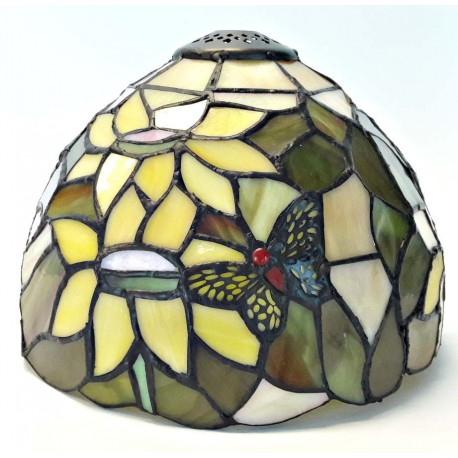 Lampenschirm im Tiffany Stil S20-74