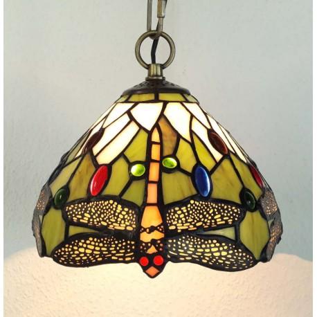 Deckenleuchte Ø 20 cm im Tiffany Stil F272