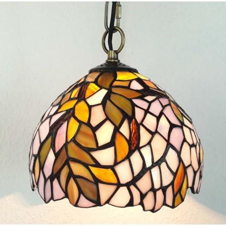 Deckenleuchte Ø 20 cm im Tiffany Stil F284