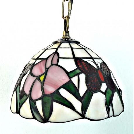 Deckenleuchte Ø 20 cm im Tiffany Stil F288