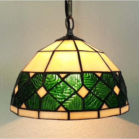 Deckenleuchte Ø 25 cm im Tiffany Stil F292