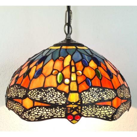 Deckenleuchte im Tiffany Stil  Ø 30 cm F297