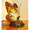 Schmetterling im Tiffany Stil K166