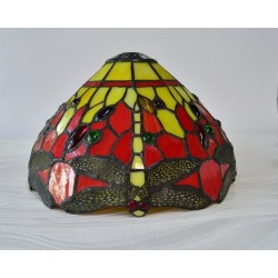 Lampenschirm im Tiffany Stil S25-35