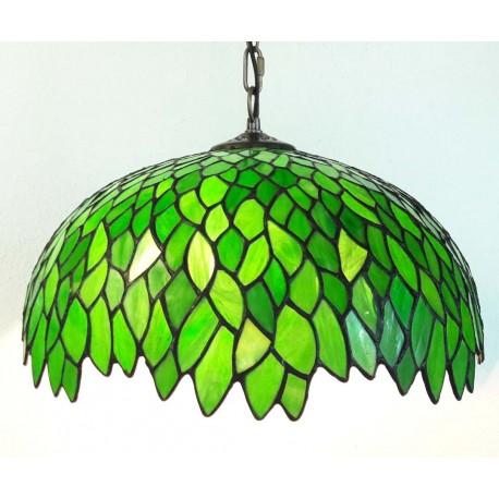 Deckenleuchte im Tiffany Stil  Ø 40 cm F314