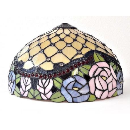 Lampenschirm im Tiffany Stil S40-102