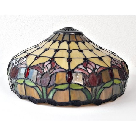 Lampenschirm im Tiffany Stil S40-110