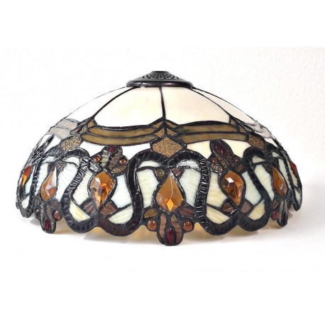 Lampenschirm im Tiffany Stil S40-126