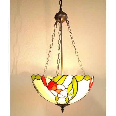 Tiffany Deckenleuchte im Tiffany Stil Deckenlampe B31