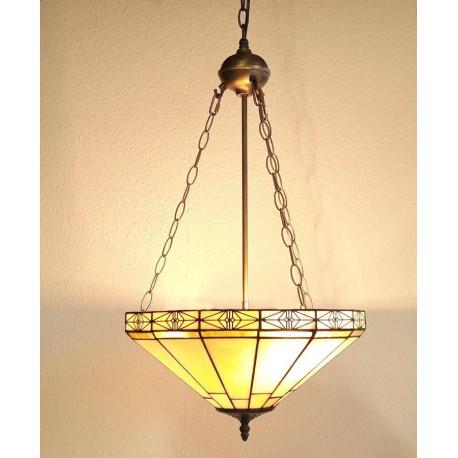 Tiffany Deckenleuchte im Tiffany Stil Deckenlampe B34