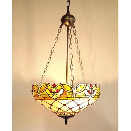 Tiffany Deckenleuchte im Tiffany Stil Deckenlampe B35