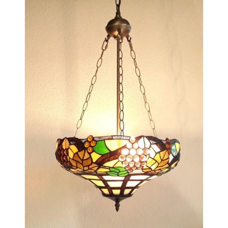 Tiffany Deckenleuchte im Tiffany Stil Deckenlampe B36