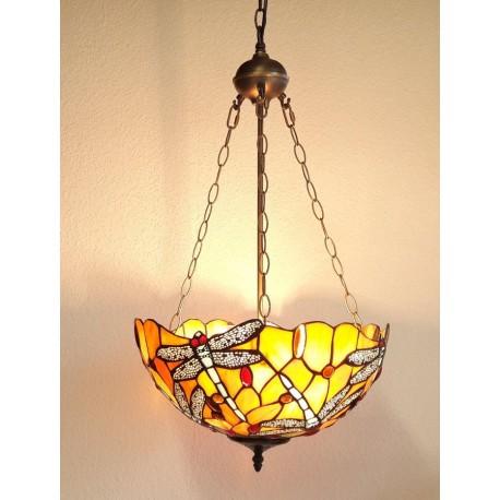 Tiffany Deckenleuchte im Tiffany Stil Deckenlampe B38