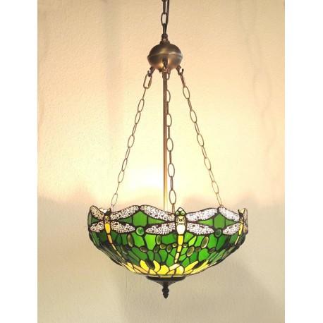 Tiffany Deckenleuchte im Tiffany Stil Deckenlampe B41