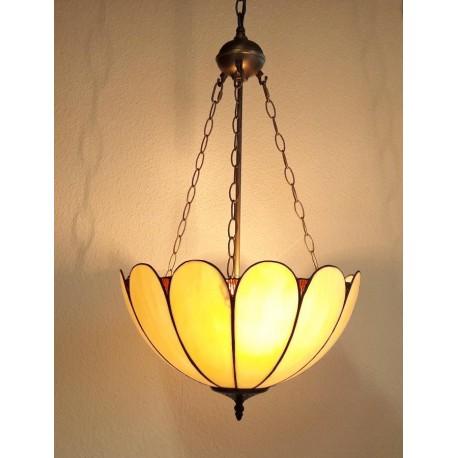 Tiffany Deckenleuchte im Tiffany Stil Deckenlampe B42