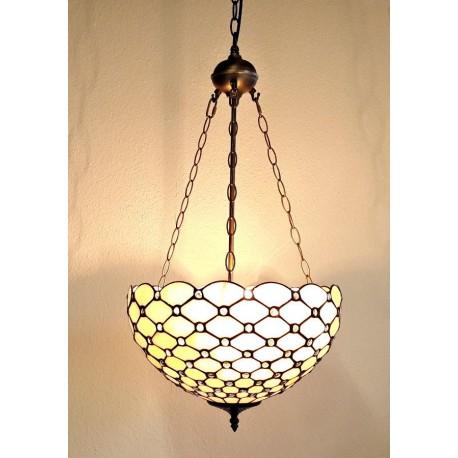 Tiffany Deckenleuchte im Tiffany Stil Deckenlampe B48
