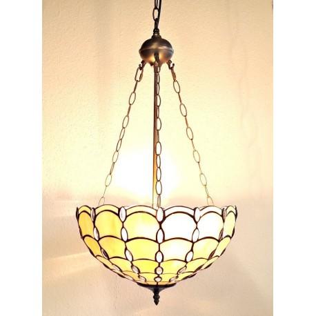 Tiffany Deckenleuchte im Tiffany Stil Deckenlampe B49