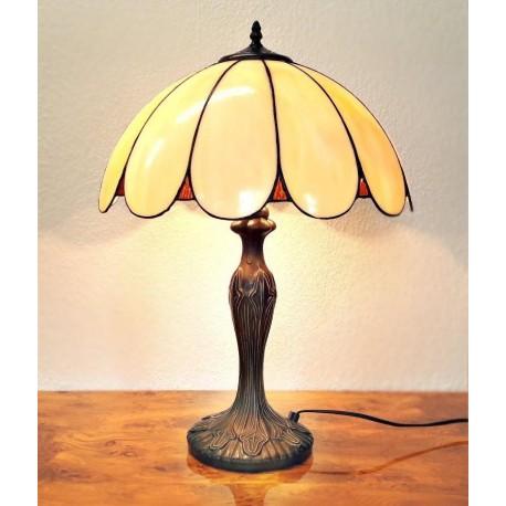 Tiffany Tischleuchte im Tiffany Stil Tischlampe A193