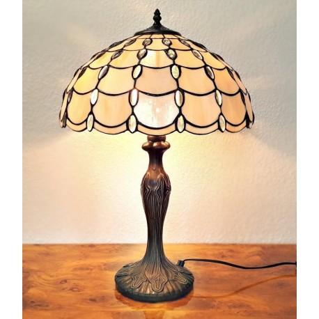 Tiffany Tischleuchte im Tiffany Stil Tischlampe A195