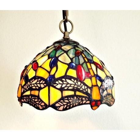 Tiffany Deckenleuchte im Tiffany Stil Deckenlampe F363