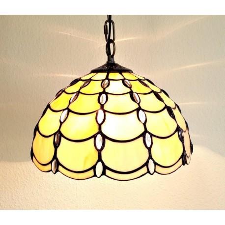 Tiffany Deckenleuchte im Tiffany Stil Deckenlampe F366