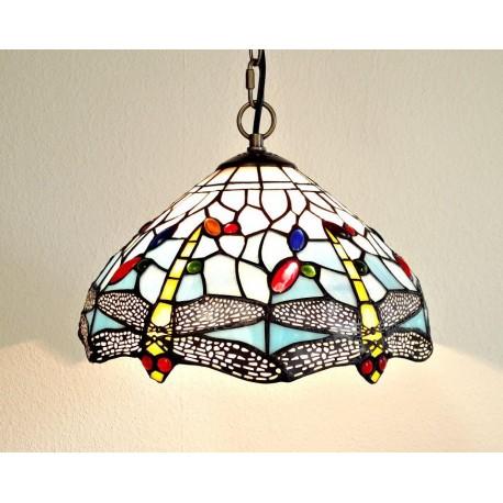 Tiffany Deckenleuchte im Tiffany Stil Deckenlampe F369
