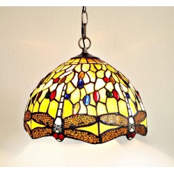 Tiffany Deckenleuchte im Tiffany Stil Deckenlampe F372