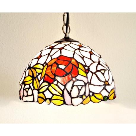 Tiffany Deckenleuchte im Tiffany Stil Deckenlampe F374