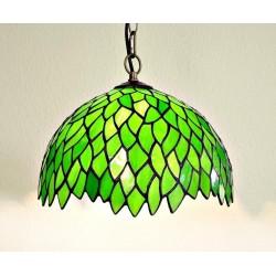 Tiffany Deckenleuchte im Tiffany Stil Deckenlampe grün F378