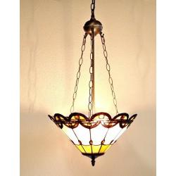Tiffany Deckenleuchte im Tiffany Stil Deckenlampe B39