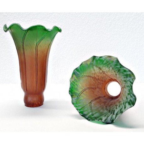 Lampenschirm im Tiffany Stil S10-15