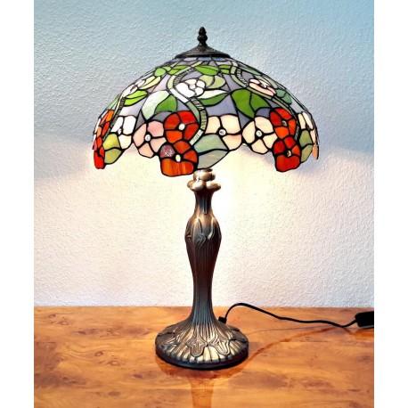 Tiffany Tischleuchte im Tiffany Stil Tischlampe A203