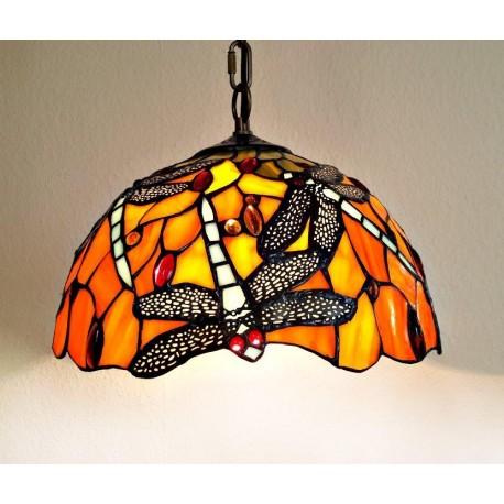 Tiffany Deckenleuchte im Tiffany Stil Deckenlampe F367